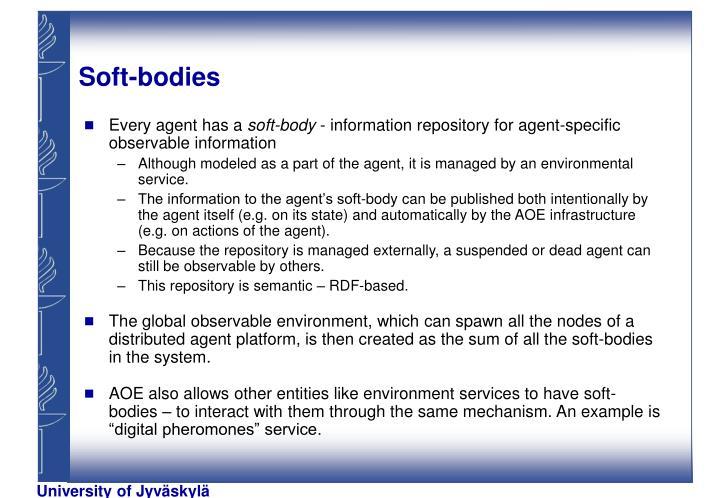Soft-bodies
