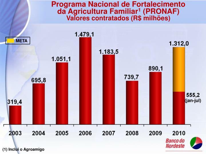 Programa Nacional de Fortalecimento