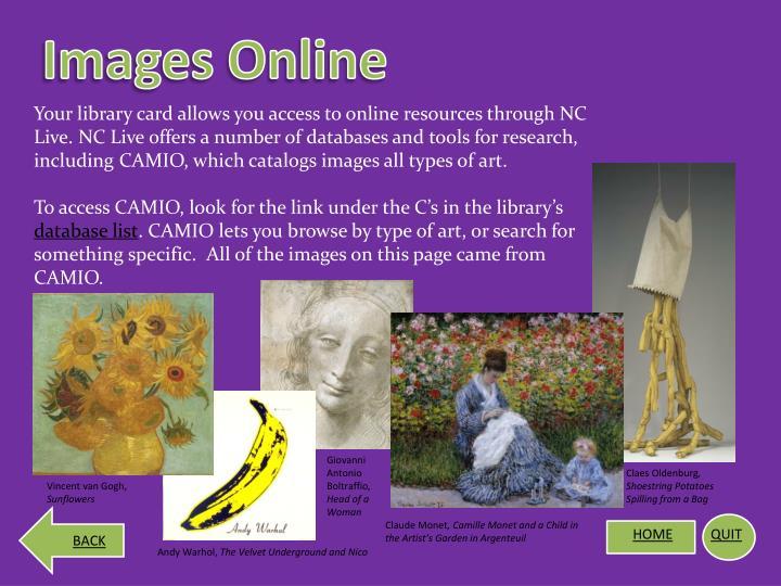 Images Online