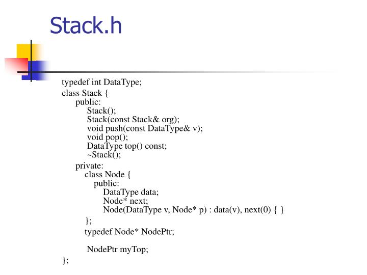 Stack.h