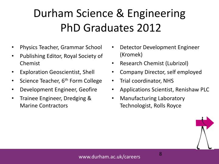 Durham Science & Engineering