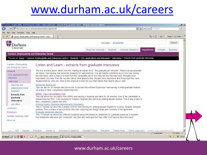 www.durham.ac.uk