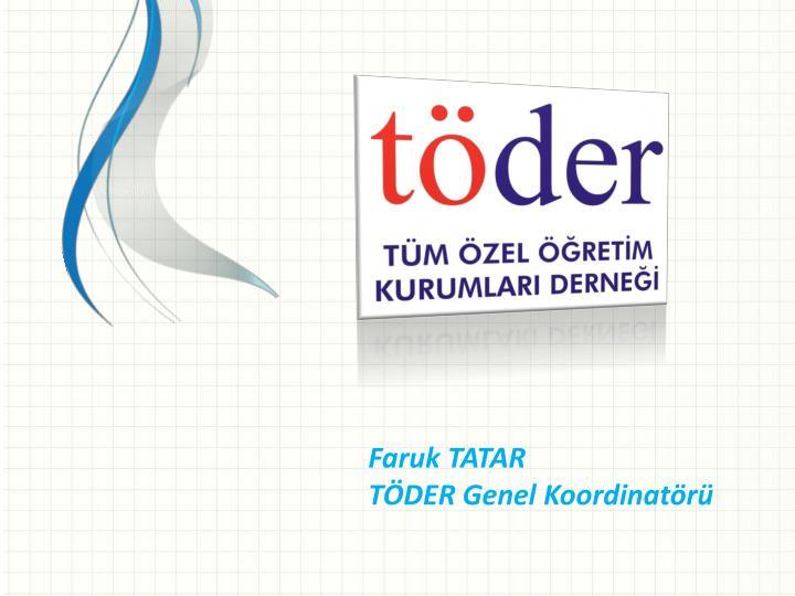 Faruk TATAR