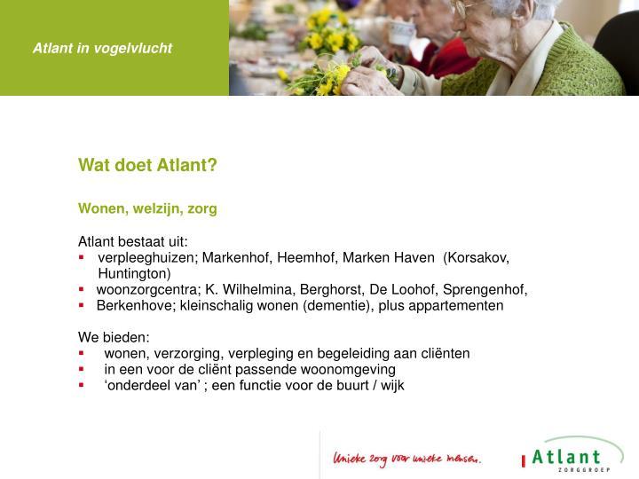 Atlant in
