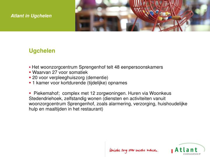 Atlant in Ugchelen