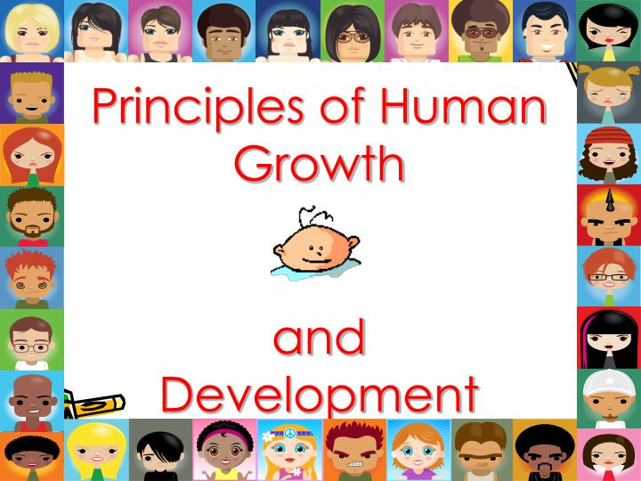 development and learning in children through the principles of human development Child development implications for curriculum building research in planning for the best possible learning for each child principles of human development for.