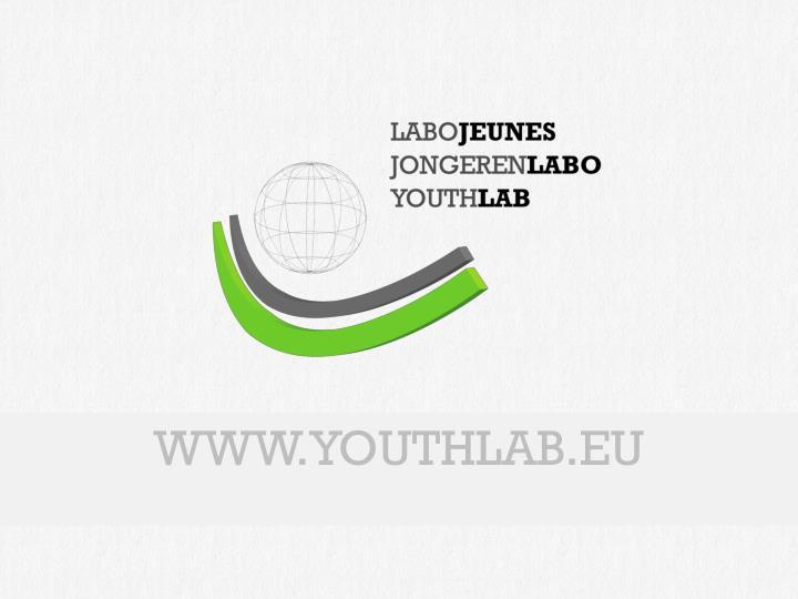 WWW.YOUTHLAB.EU