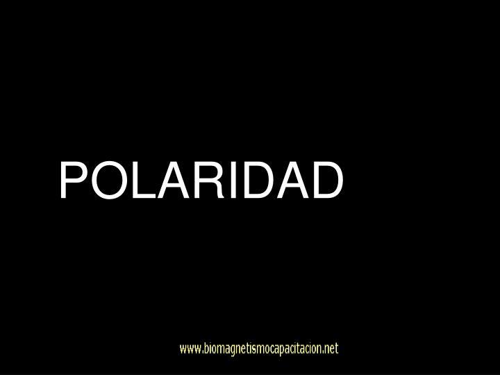POLARIDAD