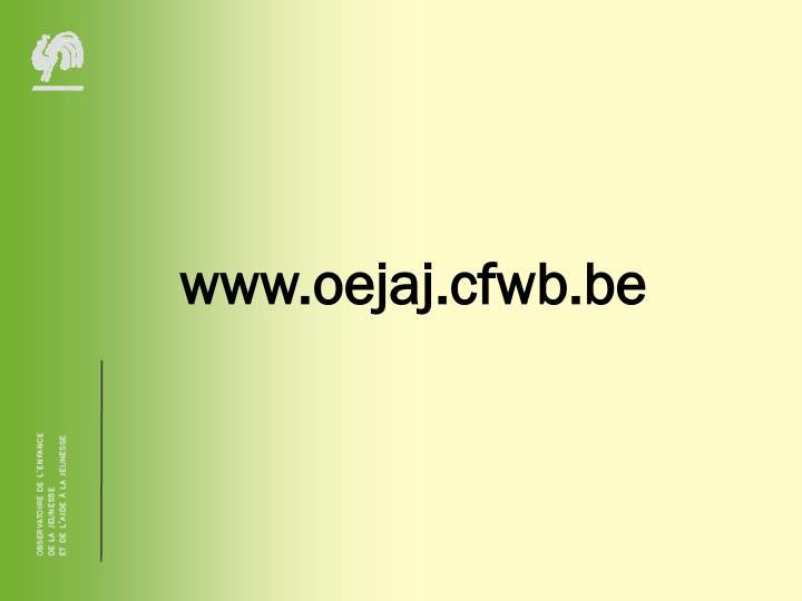 www.oejaj.cfwb.be