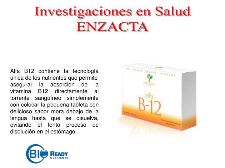 Investigaciones en Salud