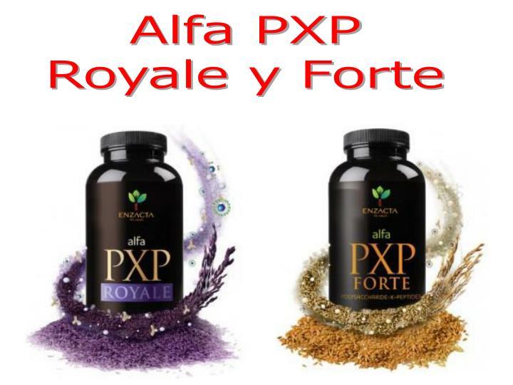 Alfa PXP