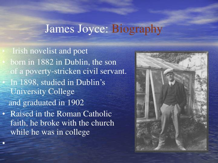 James Joyce: