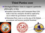 third parties cont1