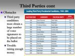 third parties cont3