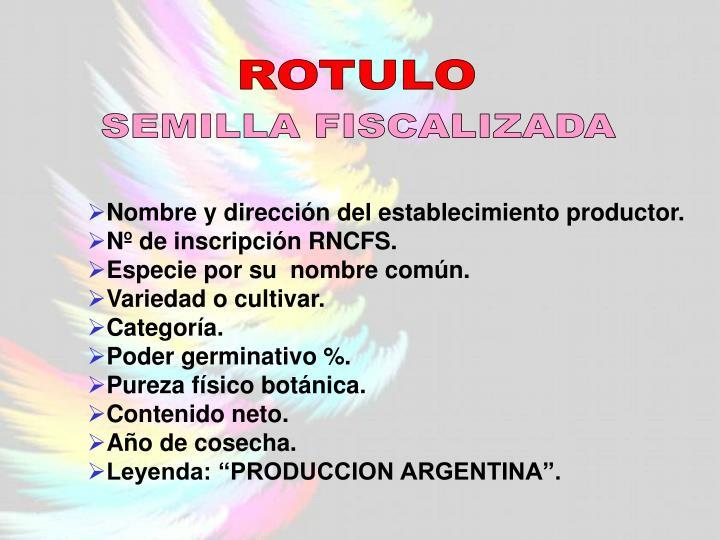 ROTULO