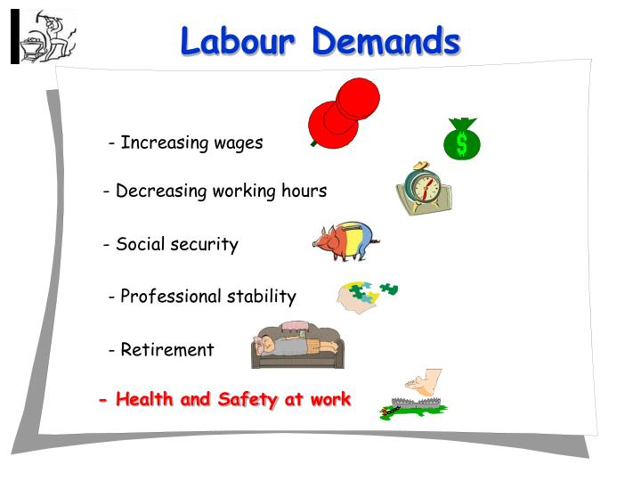 Labour Demands