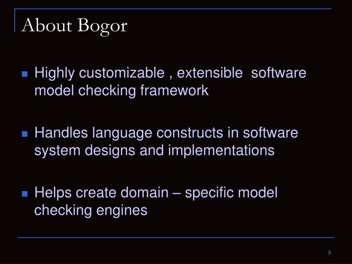 About Bogor