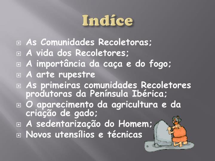 Indíce