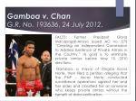 gamboa v chan g r no 193636 24 july 2012