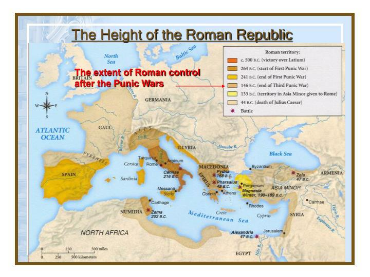 The Height of the Roman Republic