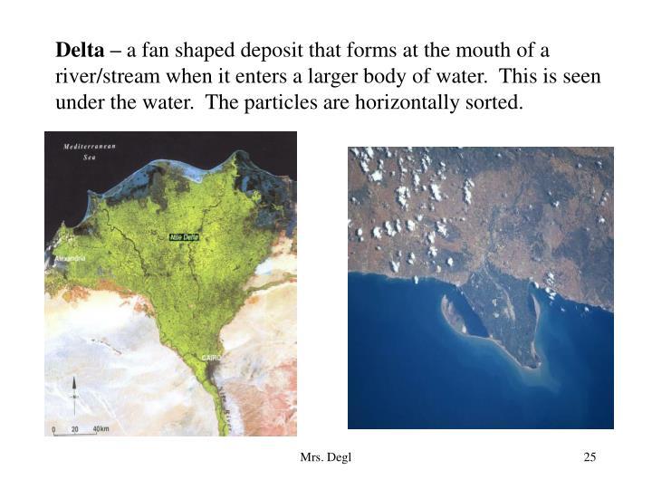 Delta –
