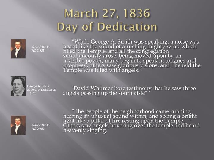 March 27, 1836