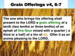 grain offerings v4 6 7