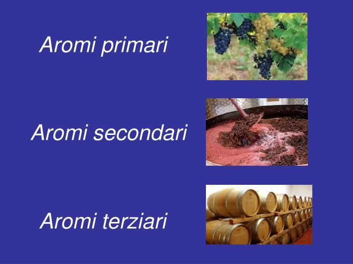 Aromi primari