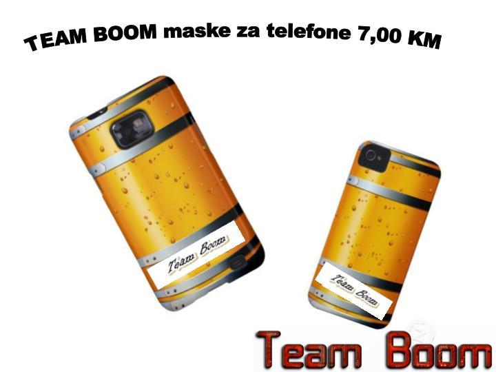TEAM BOOM maske za telefone 7,00 KM