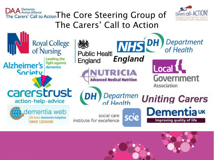 The Core Steering Group of
