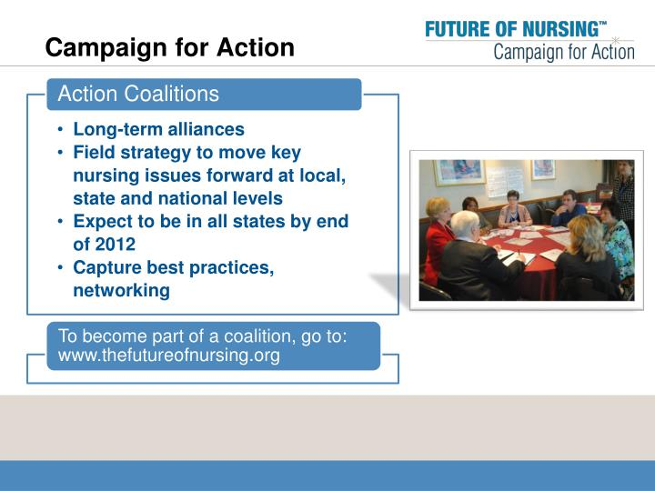 Campaign for Action
