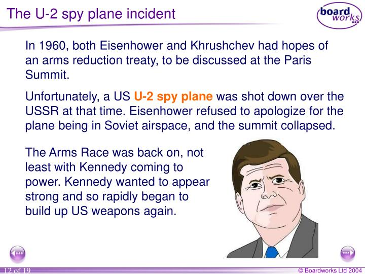 The U-2 spy plane incident