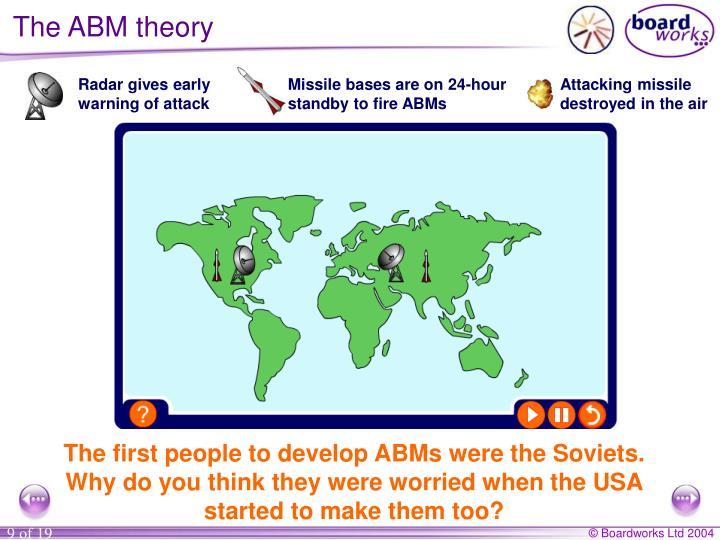 The ABM theory