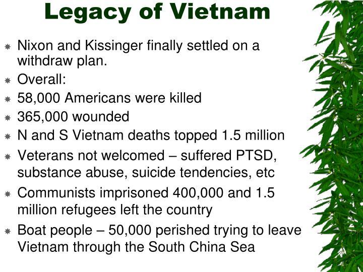 Legacy of Vietnam