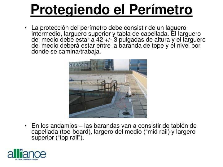 Protegiendo el Perímetro