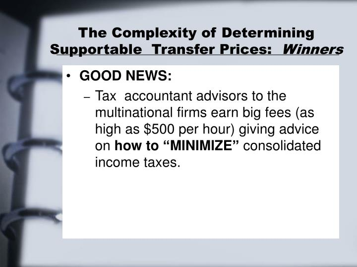 The Complexity of Determining Supportable  Transfer Prices: