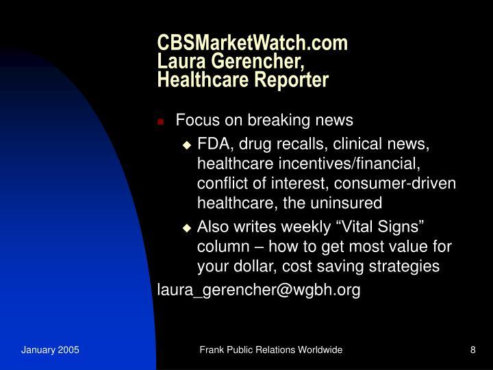 CBSMarketWatch.com