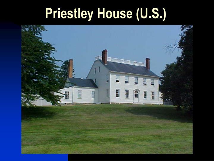 Priestley House (U.S.)
