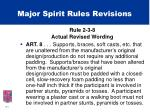 major spirit rules revisions6