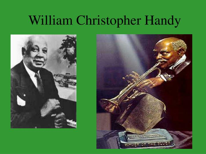 William Christopher Handy