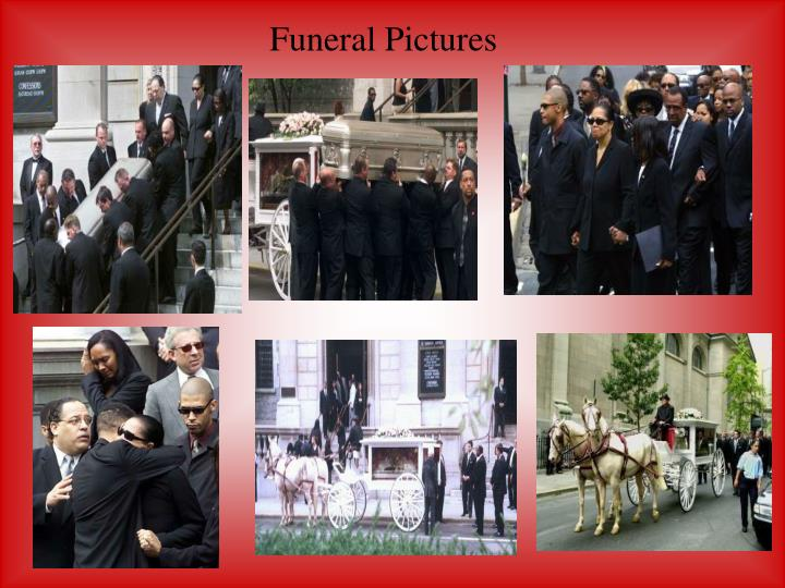 Funeral Pictures