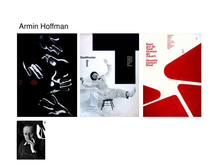 Armin Hoffman