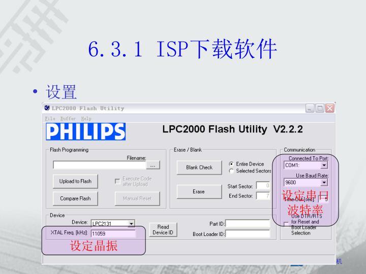6.3.1 ISP