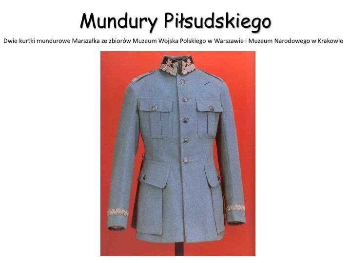 Mundury Piłsudskiego