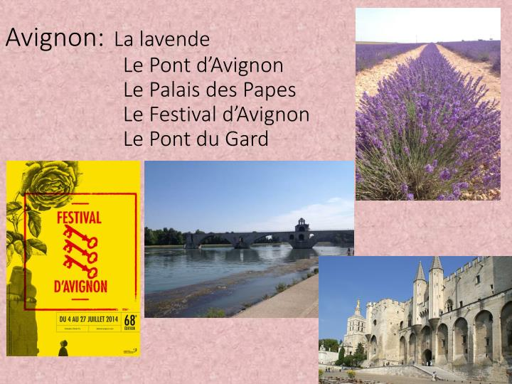 Avignon: