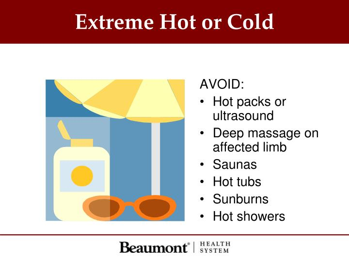 Extreme Hot or Cold