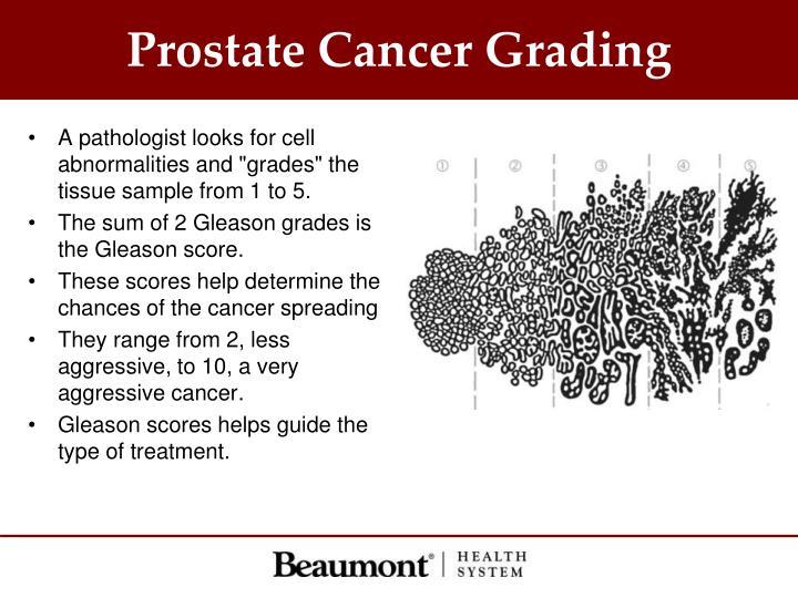 Prostate Cancer Grading