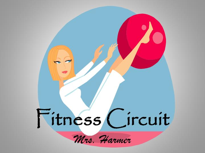 Fitness circuit mrs harmer
