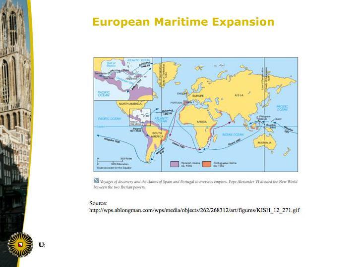 European Maritime Expansion