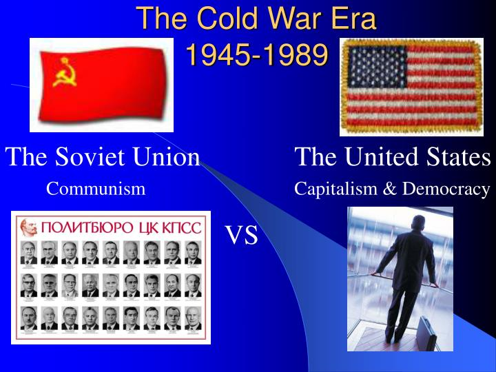 cold war vs united states essay